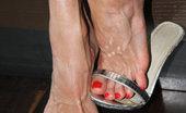 Viv Thomas Bianca Golden & Blue Angel & Kitty Cat & Viktoria Diamond Lovely Feet