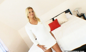 First Sex Video Tira Hot Euro Blonde Tira Films Her First Sex Scene For Private Casting X In This Photo Set
