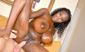 Extreme Naturals Hot Jungle Beauty With Mega Tits Gets Pounded In These Pics