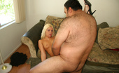 The Minion Kinzy Jo Beautiful Blond Gets Fucked By Fat Slob