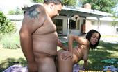 The Minion Aliana Love Sexy Black Girl Fucks Fat Guy For Porn Stardom