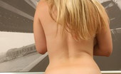Big Boob Teenies Brooke Little Blond Busty Teen Rubs Her Body While Getting Naked