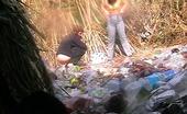 Piss Hunters Fall Field Pissing