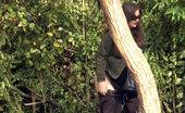 Piss Hunters Pee Chubbie Caught