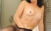 Moms in Pantyhose Do Not Miss The Hottest Valeria'S Pantyhose Show!