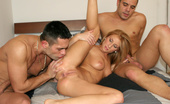Euro Sex Parties Yulia This Euro Mamma Gets Double Teamed Up Real Nicely In These Amazign Pics