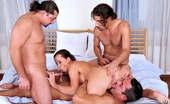 Euro Sex Parties Cindi Super Hot Amazing Ass Euro Babe Gets Dp And Fucked In The Mouth In These Hot 3 Cocks 1 Hot Babe Fucking Group Sex Awesome Picset