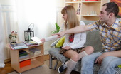 Fuck Studies Perverted Tutor Seducing His Sexy Student Oh, I See That This Hot Cutie Doesn'T Want To Study At All! She Is Willing To Finish This Boring Lesson As Soon As Possible, But She Pretends To Be A Shy And Courteous Pupil... But In A Few Minutes This Good Girl