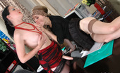 Backdoor Lesbians Joan Ninon Nasty Anal Lesbians Sex-Crazy Lesbian Chick Ready For Everything To Get Her Booty Pumped Hard
