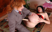 Backdoor Lesbians Mia Irene Anal Lesbian Sweeties Lesbian Gal In Male Suit Having Rubber Rod In Her Trousers For Ass-Drilling