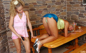 Backdoor Lesbians Susanna Cornelia Anal Lesbian Housewives Sizzling Hot Sappho Asking For Extra Backdoor Treatment Right In The Cafe