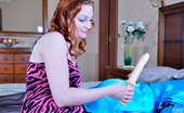 Backdoor Lesbians Mabel Rita Attractive Anal Lesbians Lesbian Redhead Awakes A Sleepy Cutie And Stuffs Her Asshole With A Dildo