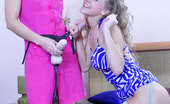 Backdoor Lesbians Blanch Barbara Anal Lesbian Sex Lesbian Anal Junky Begs Her Girlfriend To Put On A Strapon And Bang Her Ass