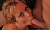 Amber at Home Amber Lynn Bach The Sexy MILF Amber Lynn Bach Gives Her Man A Juicy Blowjob Then Fucks The Shit Out Of Him.