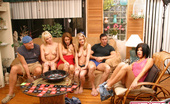 Spicy Roulette Orgy Images Of Amateur People Having Sex Party At Home