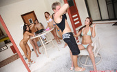 Spicy Roulette 229689 Orgy Pictures Of People Having Sex Party By The Pool