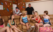 Spicy Roulette Teens Play Adult Party Game To Liven Up Their Birthday Party