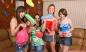 Spicy Roulette 229709 Real Pictures With Teens Playing Truth Or Dare And Other Sex Games