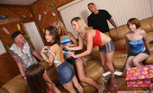 Spicy Roulette Click To See Real Teen Birthday Party With Adult Truth Or Dare