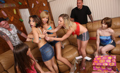 Spicy Roulette 229714 Girls Prepared Crazy Sex Surprise For Teen Chastity Party
