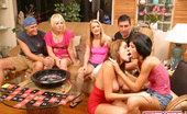 Spicy Roulette A Group Of Six Amateur Playing Sex Roulette And Fucking