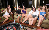 Spicy Roulette Tanner And Alexis Capri Playing Spicy Roulette With Their Friends