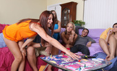Spicy Roulette 229917 Teens Playing Special Sex Board Game Before Filming Themselves In Sex Orgy