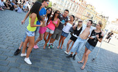 Spicy Roulette See How Euro Students In Prague Pass Their Weekends