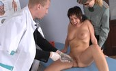 Special Examination Hard-Driving Doctors Examine A Nude Sexpot