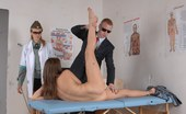 Special Examination Two Medical Doms Put Down A Test-Girl