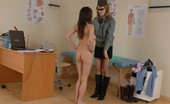 Special Examination Nude Workouts Done At An Army Checkup