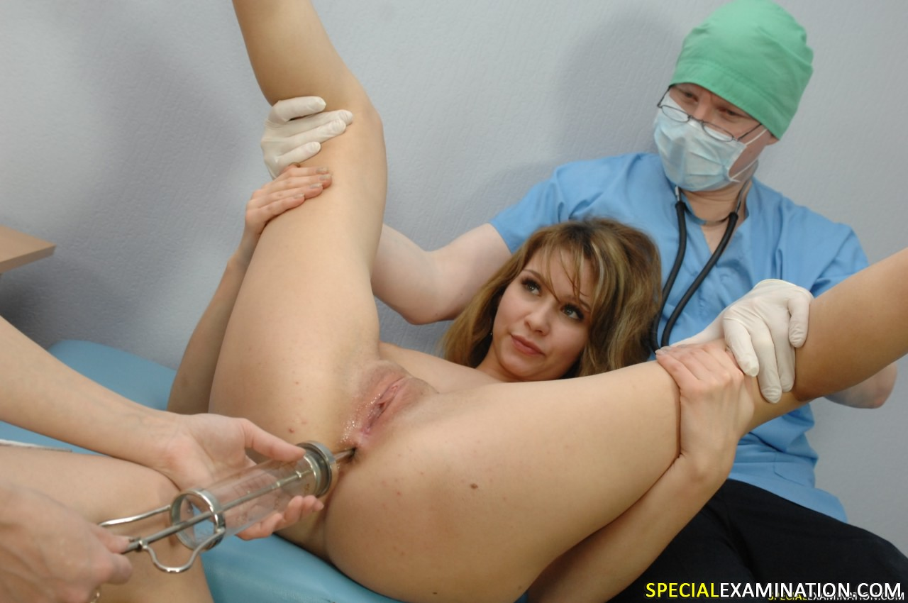 image Female doctors exam young boys dicks gay