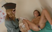 Special Examination Physical And Gyno Checkup Of A Busty Army Newcomer