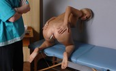 Special Examination Ass And Pussy Examined After Crazy Rhino Checking