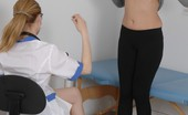 Special Examination 230540 Two Examiners Humiliate A Nude Medical Fetish Girl