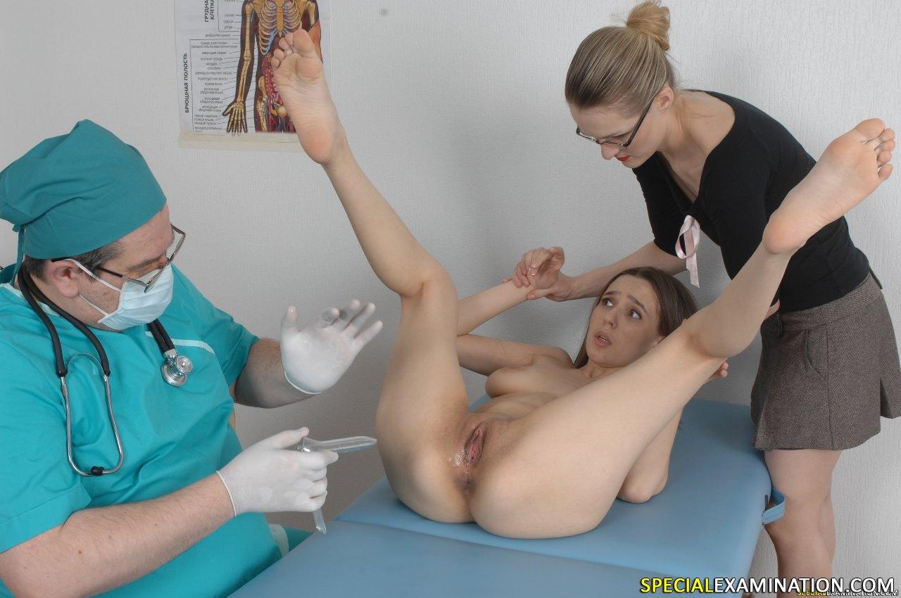 porno-examination