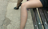 Stiletto Girl Stunning Kathryn Shows Offf That Hot Body And Gorgeous Legs Of Hers