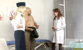 Medical Femdom Customs Bitches Control The Chubby Male Genitals