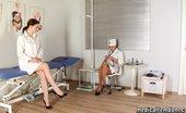 Medical Femdom CFNM Femdom Remedy For Erectile Dysfunction