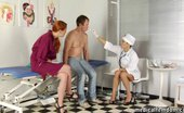 Medical Femdom Doctor With A Strapon And Nurse Dreaming Of Domination