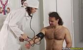 Medical Femdom Hairy Dude Passes Thru A Femdom Physical