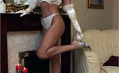 Leggy Lana Leggy Lana In High Heel And Gorgeous Lingerie