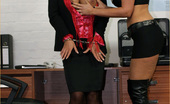 Leggy Lana Arrested And Being Sexually Searched By A Sexy Police Woman