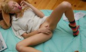 Lovely Anne Teen Lollipop Licker Naked Anne Licking A Lollipop In Pigtails Naked