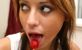 Kaley Kennedy Lollipopx Kaley Has An Oral Fetish In This Hot Gallery. Watch As She Sucks On Her Red Lollipop And Then Rubs It All Over Her Body!