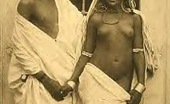 Vintage Classic Porn Vintage Ethnic Girls Showing Their Beautiful Sexy Nude Body