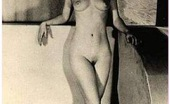 Vintage Classic Porn Several Vintage Teenagers Showing Their Fine Body Parts
