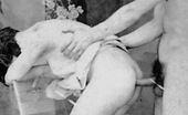 Vintage Classic Porn Sensual Vintage Couples Having Dirty Sex In The Twenties