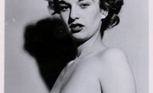 Vintage Classic Porn Several Big Breasted Ladies From The Fifties Showing It All