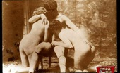 Vintage Classic Porn Some Hardcore Vintage Retro Hairy Threesomes Naked Pictures